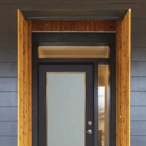 Perimeter Glass Door
