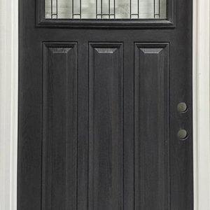 """36"""" Woodgrain Door"""